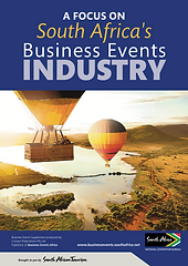 pSouth Africa's Business Events Industry