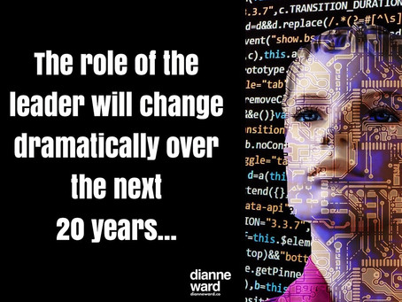 Leadership of the future has a new set of dynamics