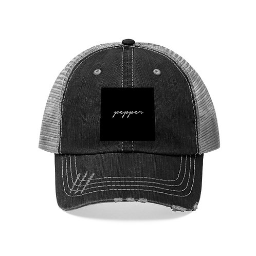 PEPPER Trucker Hat