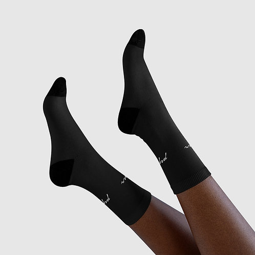 PEPPER Sublimation Crew Socks