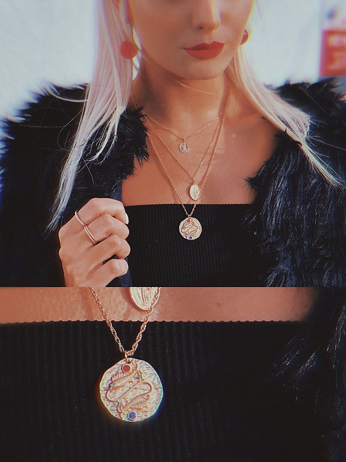 Zodiac Killa Pendant