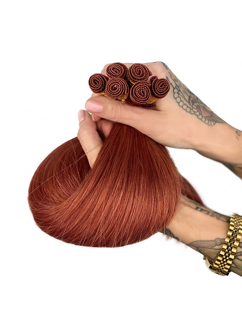 Penny For Your Thoughts - Hand Tied Weft