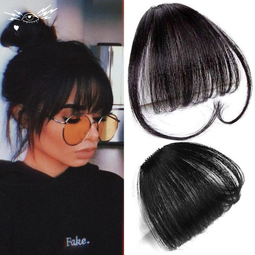 Faux Fringe Clip On Hair Extension