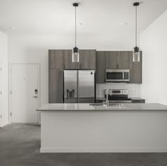 Dark Palette Finish - Kitchen