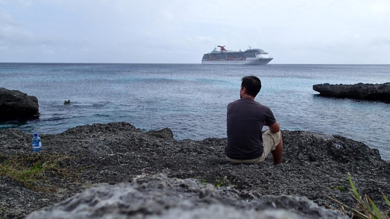 Carnival Cruise Lines, New Caledonia, Chris Miller Guitar