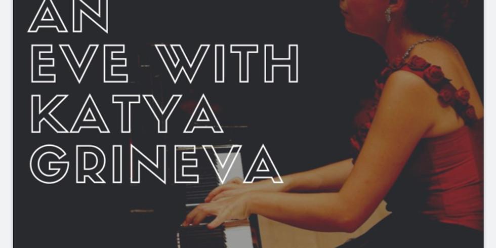 EVENT: FREE Concert - An Eve with Katya Grineva