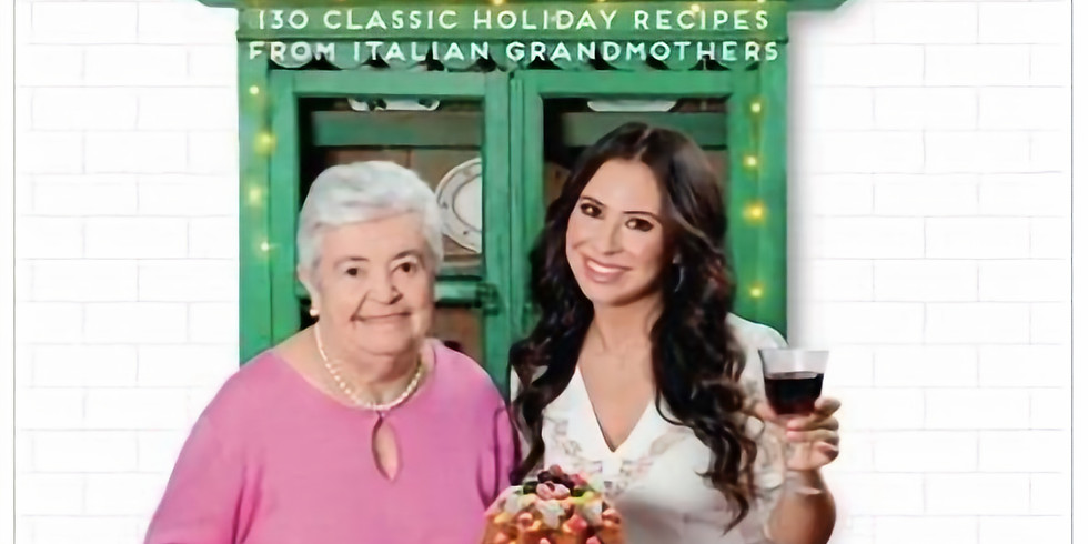 Event:  Cooking with Nonna / Christmas Party