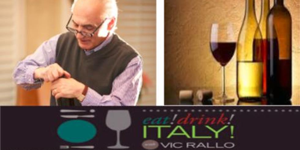 EVENT: The Art of Wine - Anthony Verdoni