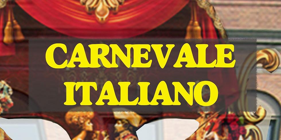 EVENT: Carnevale Italiano