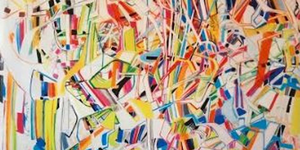 Exhibit:  Tilted World - James Pustorino
