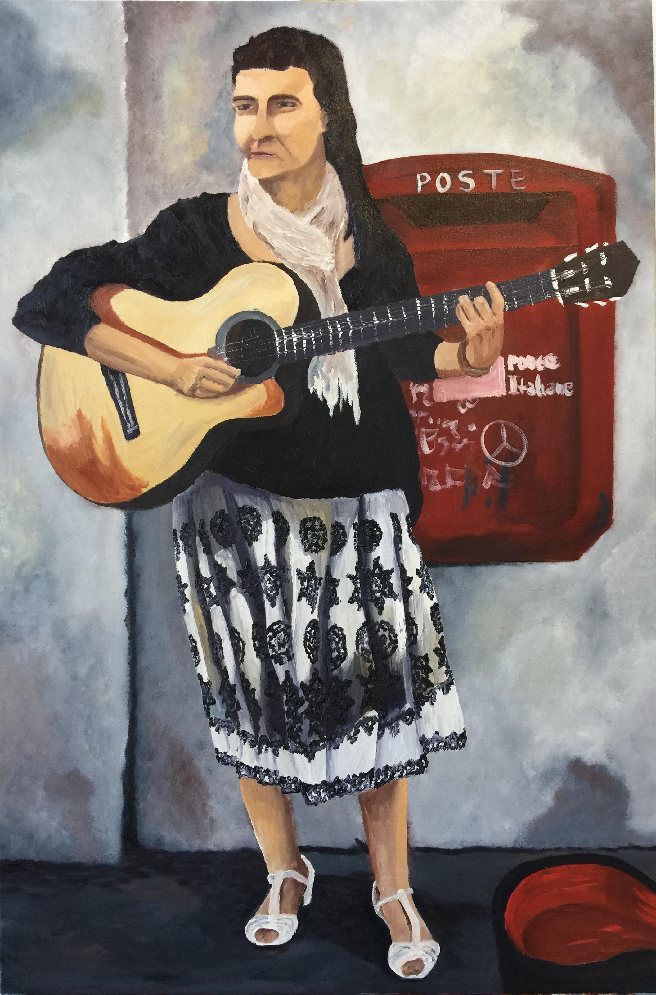 La Musicista del Corso