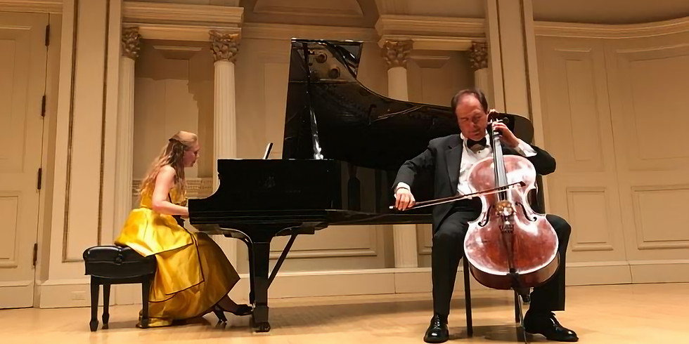Event: Piano and Cello Concert