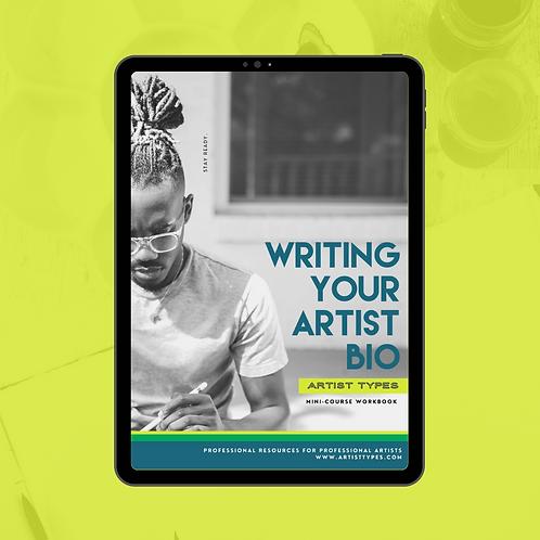 Artist Bio Writing Guide