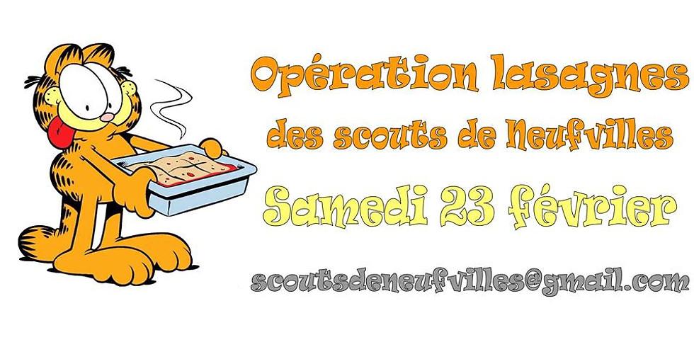 Opération Lasagne
