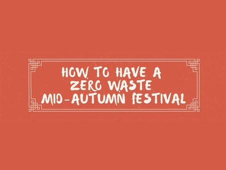 An Eco-friendly Mid-Autumn Festival