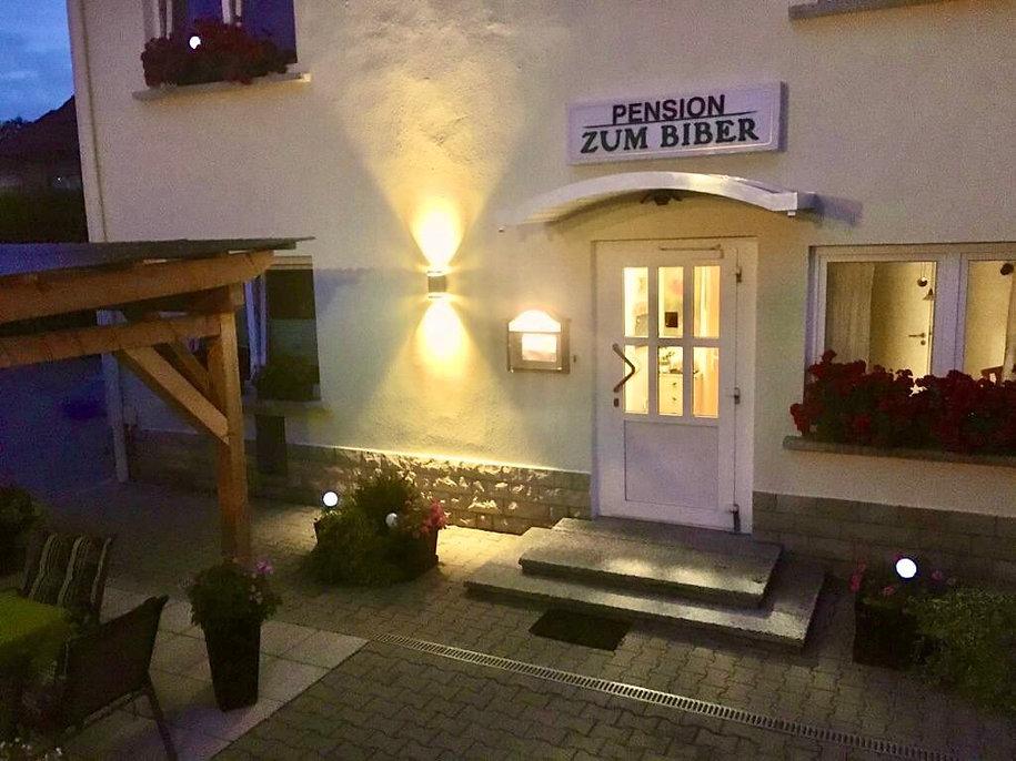 06647 Hotel Pension Gästehaus Zum Biber Bad Bibra Ferienhaus Monteurzimmer Unterkunft Verm