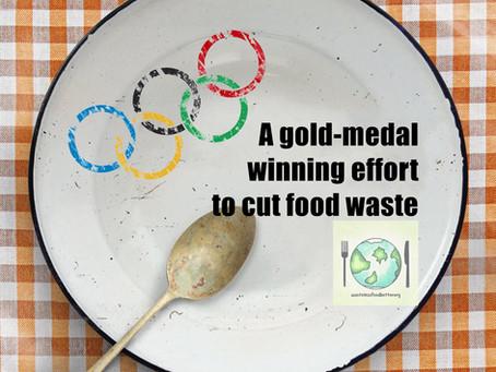 A gold-medal winning effort to cut food waste