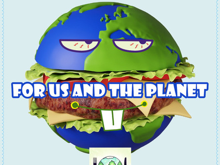 For us and the planet