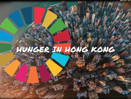 HUNGER IN HONG KONG