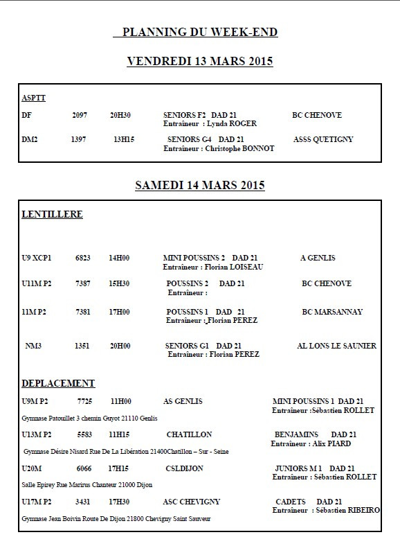 programme  matches  13 03 2015 p1.jpg