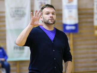 Julien Marchand nouveau coach de DAD21