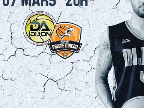 N2 : derby Bourguignon le 7 mars