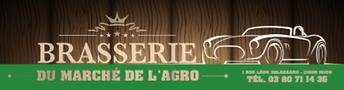 Brasserie du marché de l'agro