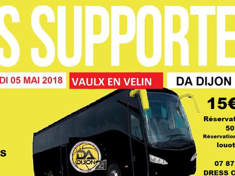 Play off N3 : un bus pour le match retour