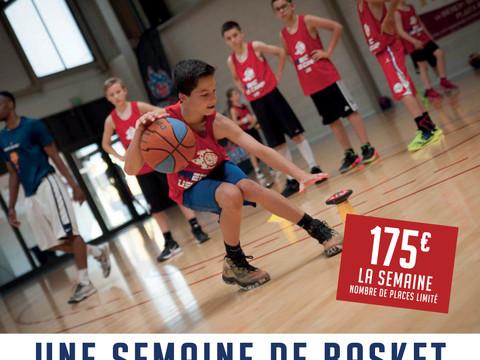 Frenchy US camp : Un stage basket inédit en avril