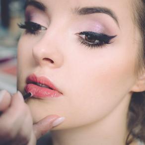 Ferramentas mágicas de retoque e maquiagem