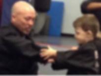 Riverview tae kwon do kids