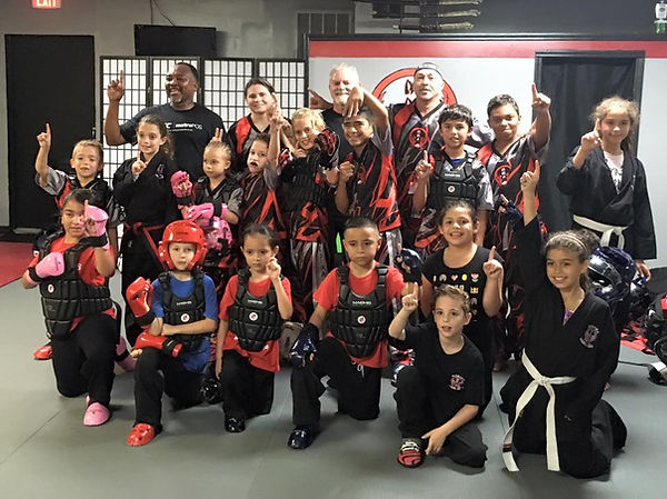fter school Martial Arts Riverview