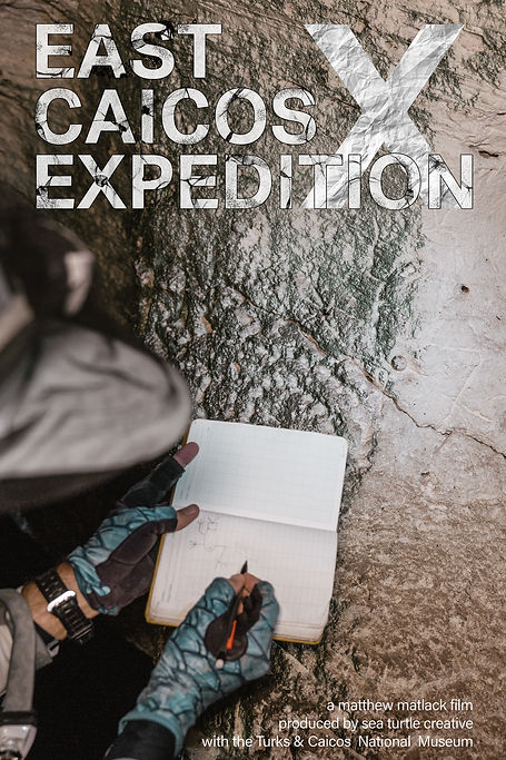 East Caicos Expedition Movie Poster (Web