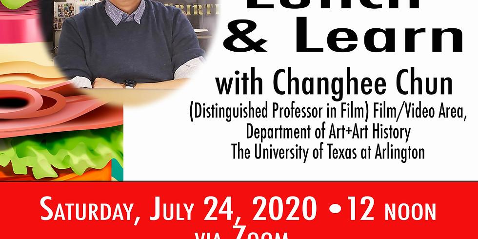 Lunch & Learn with Changhee Chun