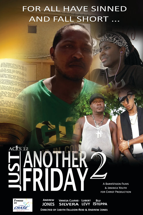 Just Another Friday 2 DVD
