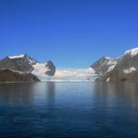 Amazing Antarctica landscape
