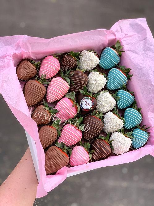 Набор клубники в шоколаде 25шт.