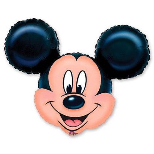Фольгированный шар «Микки Маус»
