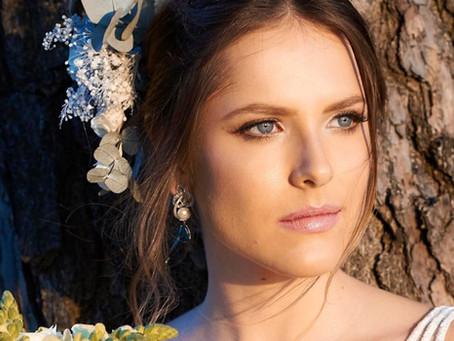 Editorial Spring to Brides para Relicário Floral