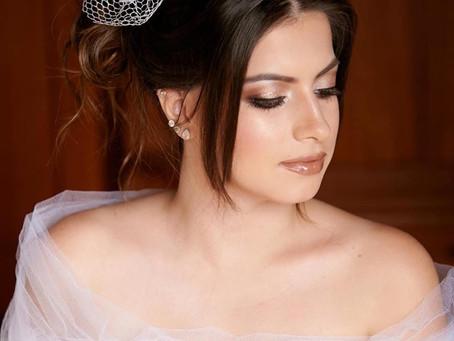 Tendências de Maquiagem para Noivas
