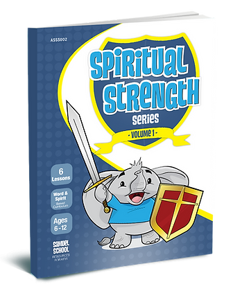 Spiritual Strength Series