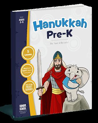 Hanukkah Pre-K