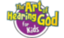 Art of Hearing God for Kids
