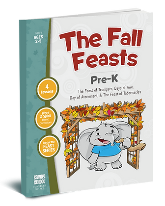 The Fall Feasts (Pre-K)