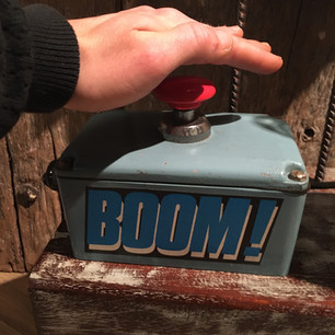 """Zozi'Oh """"Boom !"""""""