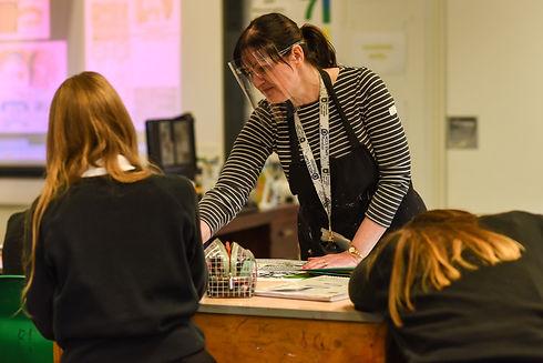 Holmes Chapel Comprehensive School - Pro