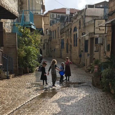Our Journey to Israel