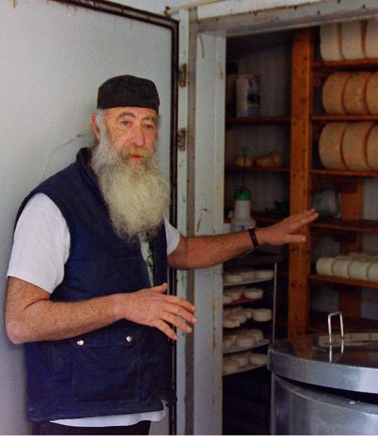 Shai the Cheesemaker