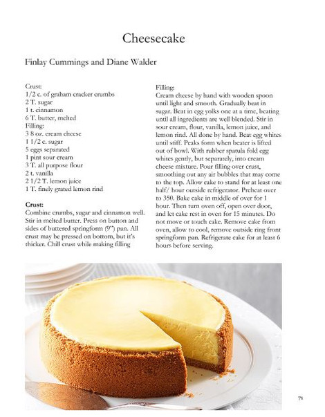 recipe page - horizontal