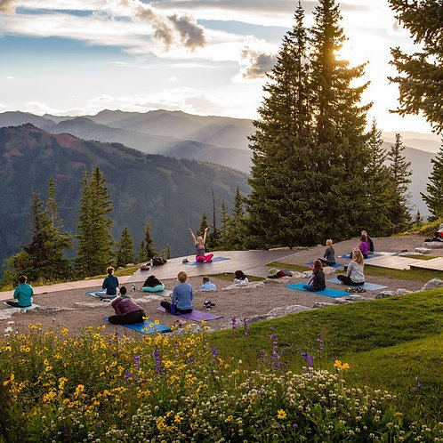 Yoga classes (Monthly)